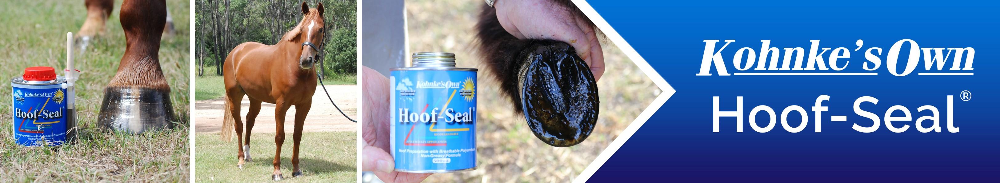 Hoof-Seal Banner